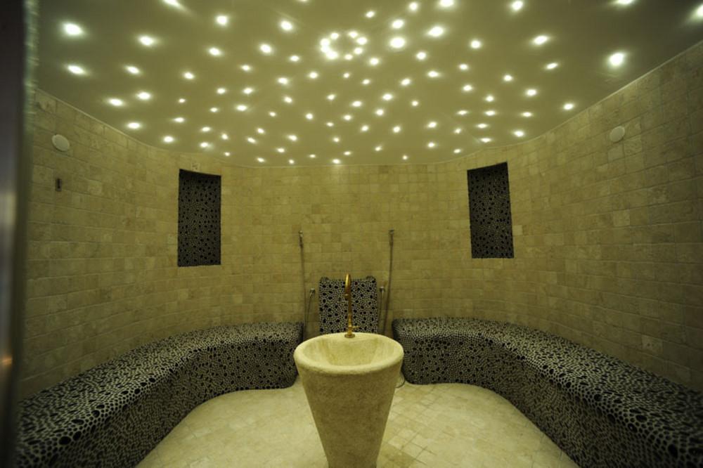 Realizzazione bagno turco soluzioni su misura wellness - Il bagno turco trailer ...