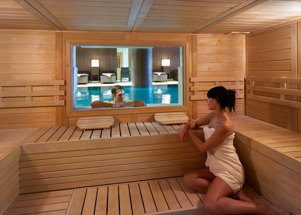 Devi costruire il bagno turco o la sauna finlandese for Costruire una sauna
