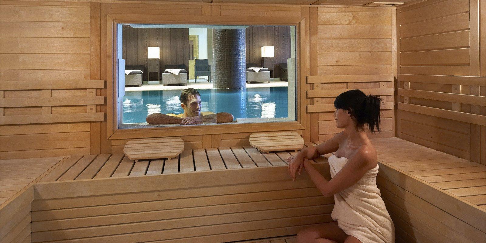 Devi Costruire Il Bagno Turco O La Sauna Finlandese