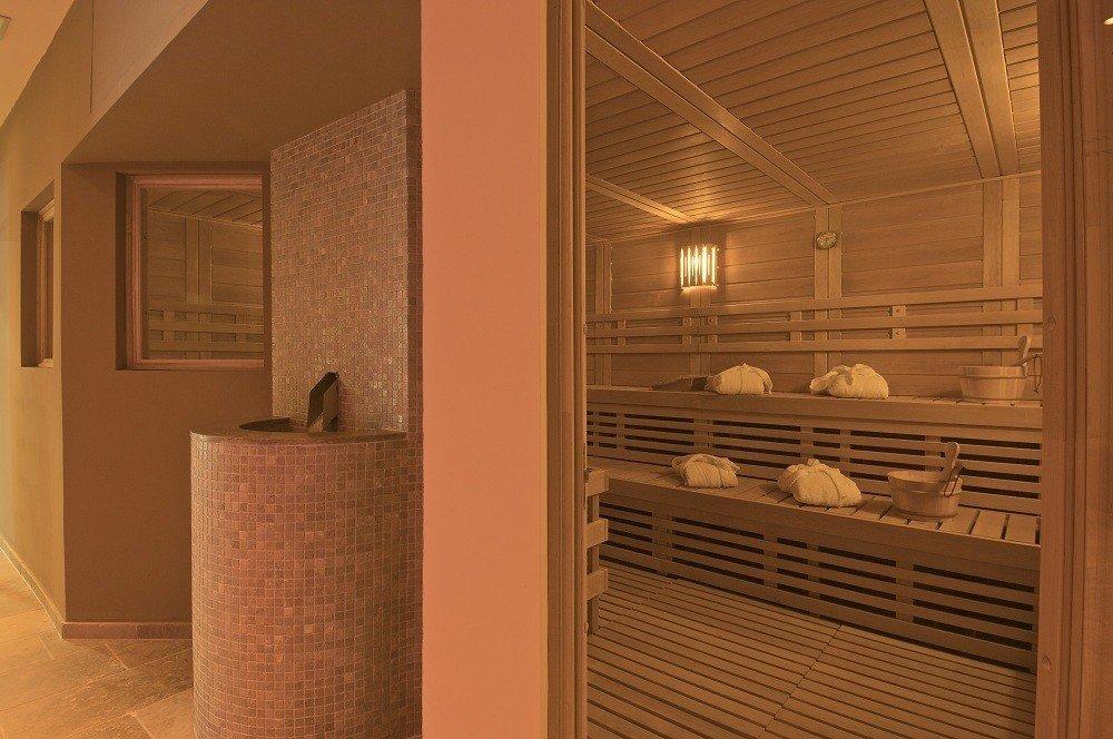 Devi costruire il bagno turco o la sauna finlandese wellness