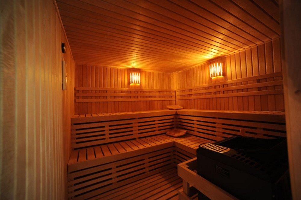 Costruire sauna finlandese wellness creation - Bagno finlandese ...